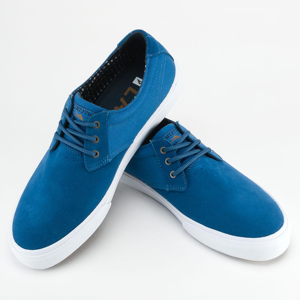 buy lakai shoes marc johnson shoe navy suede at skate pharm
