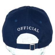 Official Miles Silvas O Lo Navy Strapback Hat