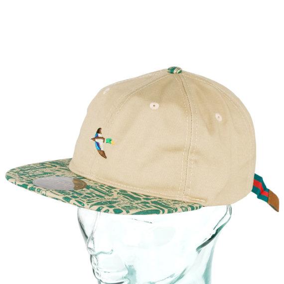 Official x Habitat Mallard Strapback Hat Khaki