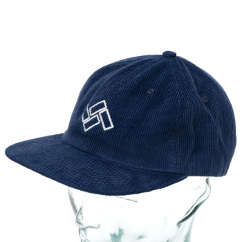 Severn Bricks 2.0 Six Panel Corduroy Hat Navy