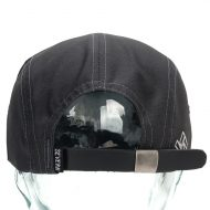 Severn Script 2.0 5 Panel Hat Charcoal