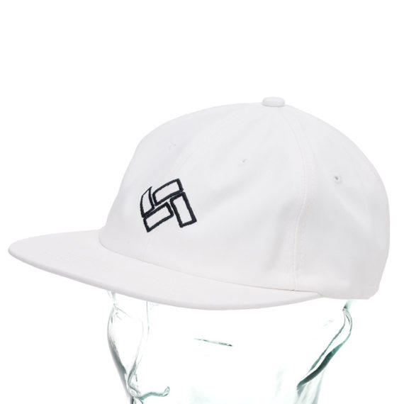 Severn Bricks 1.0 Six Panel Hat White