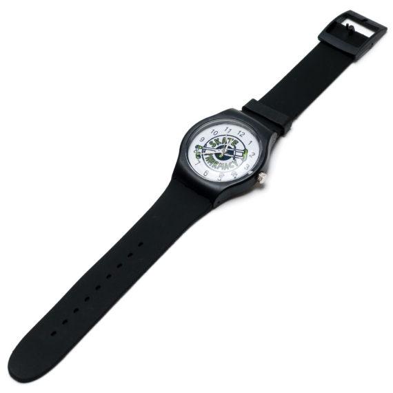Skate Pharm Crutch Logo Watch Black