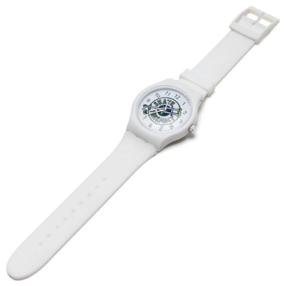 Skate Pharm Crutch Logo Watch White
