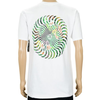Spitfire Classic Swirl Floral Fill T-Shirt