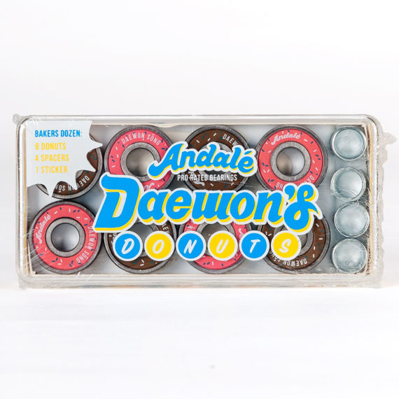 Andale Daewon Song Donut Box Bearings