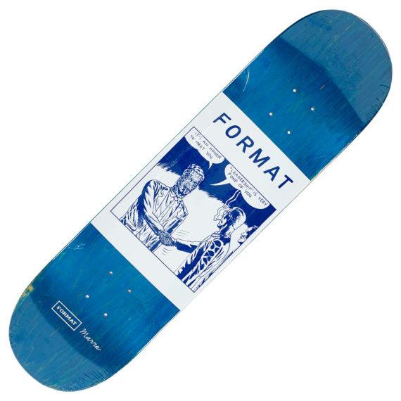 "Format Skateboards Marra Leadership Deck 8.25"""