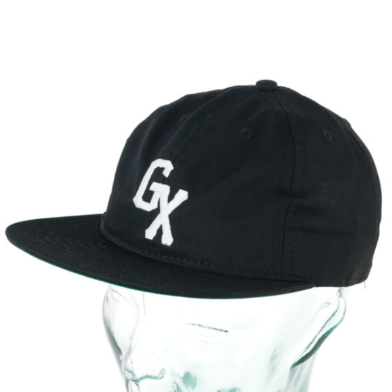 GX1000 Giants 6 Panel Hat Black
