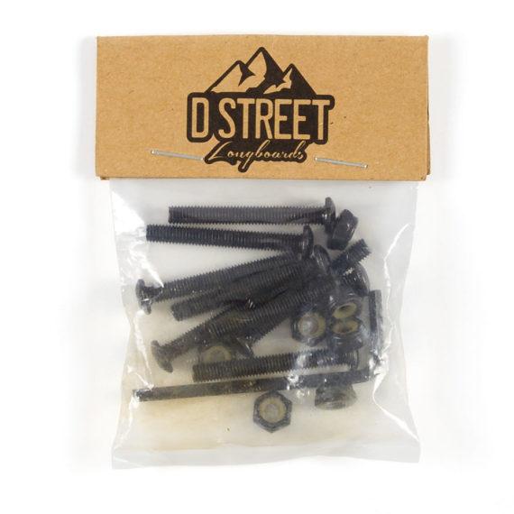 """D-Street Allen Key 1 1/2"""" Bolts"""