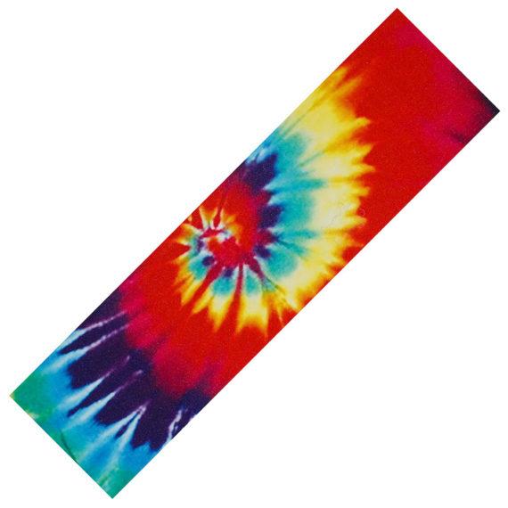 Grizzly Griptape Tie Dye Cutout Grip
