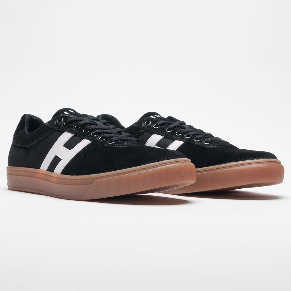 buy the huf soto shoes black gum available at skate pharm