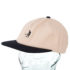 Passport Skateboards Workers Hat Cream Black