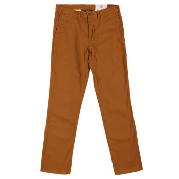 Patagonia Straight Fit Duck Pants Brown Bear