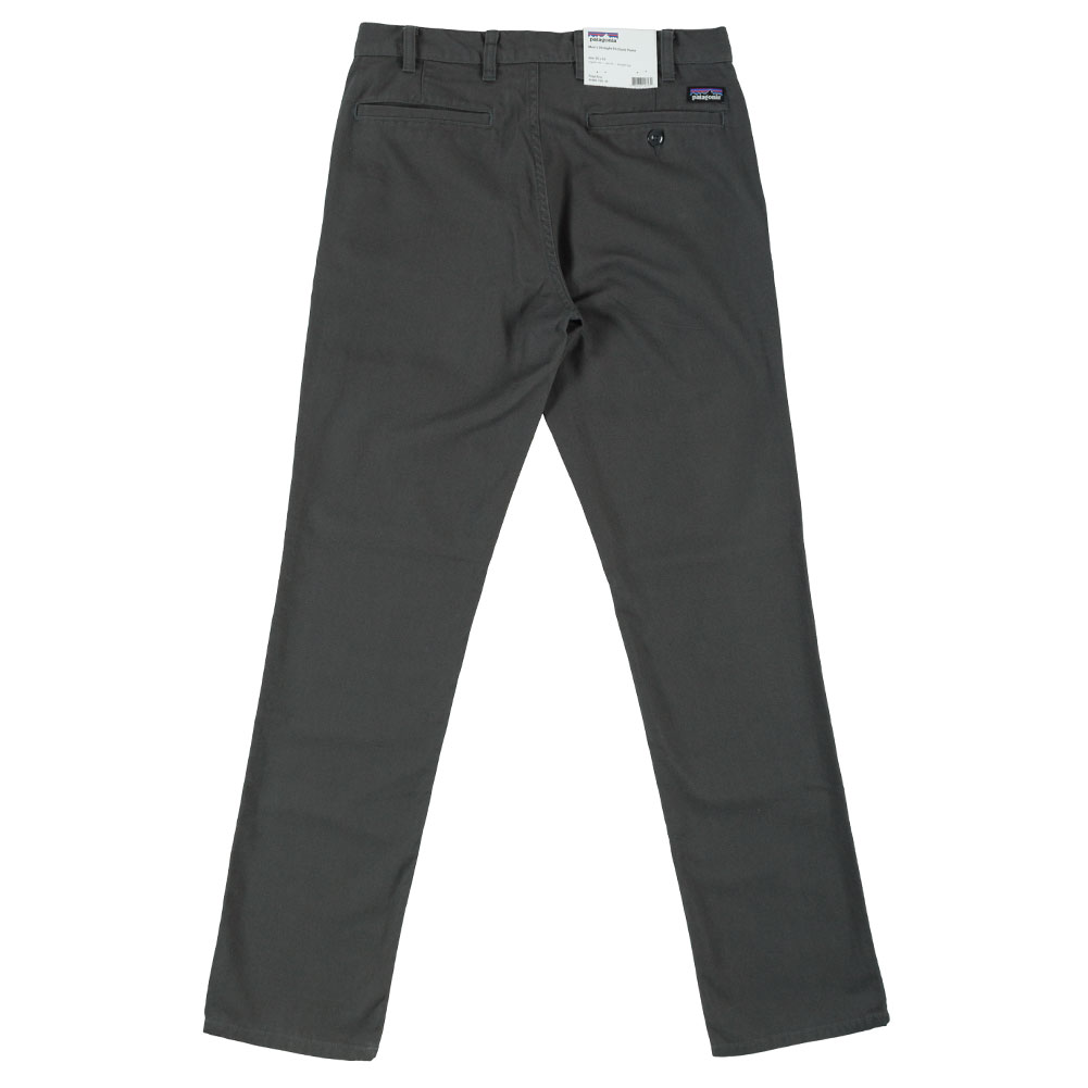Patagonia Straight Fit Duck Pants Forge Grey at Skate Pharm