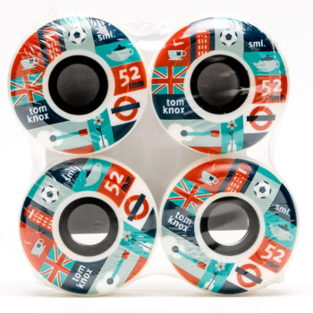 Small Tom Knox Marquee Wheels 52mm