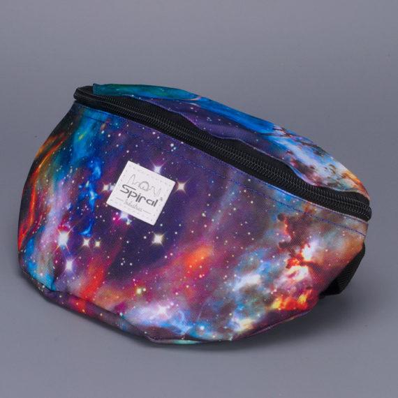 Spiral OG Galaxy Neptune Bum Bag