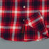 Independent Shirt Faction Check Red