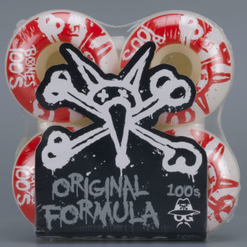 Bones Wheels 100s OG Formula 51mm V4 #10