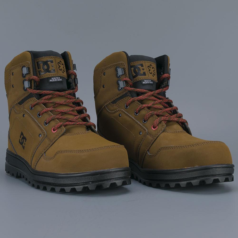 D.C. SPT Mountain Work Boots Brown