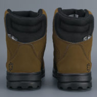 D.C. SPT Mountain Work Boots Brown Black