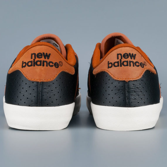 New Balance Numeric 212 Shoes Black Leather