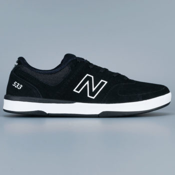 New Balance Numeric 533 Shoes Black Java