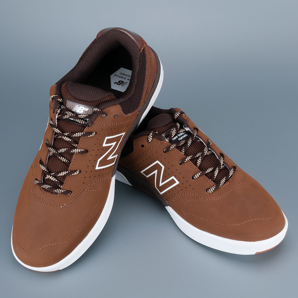 New Balance Numeric 533 Shoes Cocoa Available at Skate Pharm