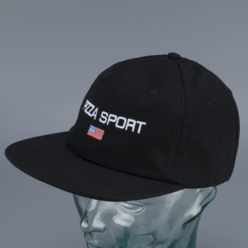 Pizza Skateboards Sport Hat Black