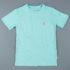 Post Details Tropical Hydrant T-Shirt Faded Aqua