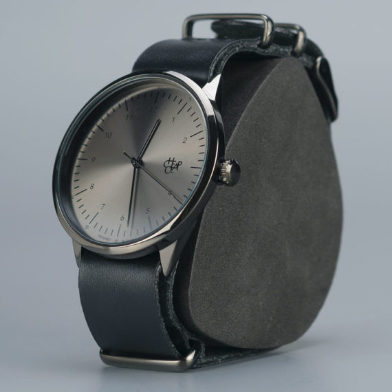 Cheapo Harold Watch Black Black