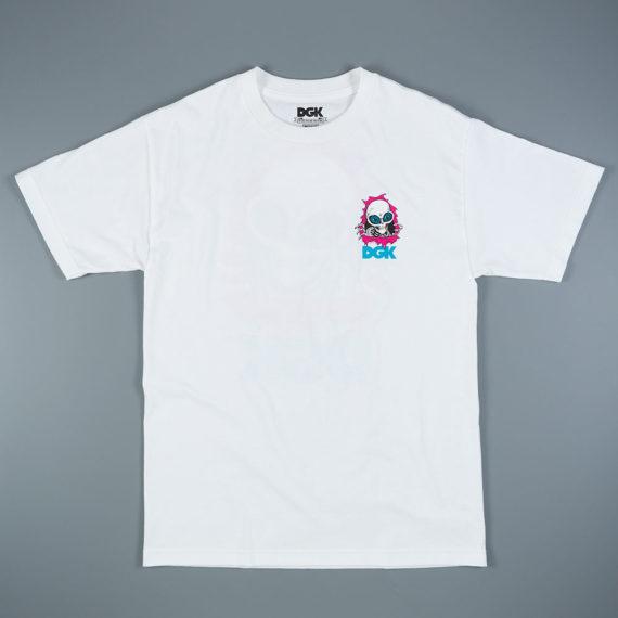 DGK Ripping T-Shirt White