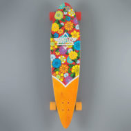 Dusters Cruising Blossom Longboard Complete 37.0″