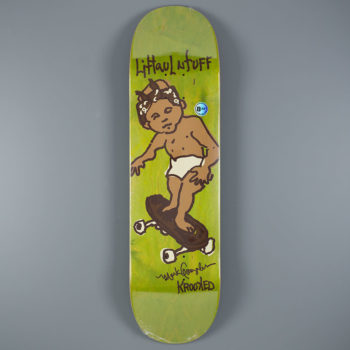 Krooked Gonz Tuff Stuff Deck 8.25""