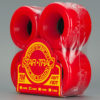 Kryptonics Star Trac Wheels 65mm Red