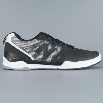 New Balance Numeric 868 Shoes Black Grey