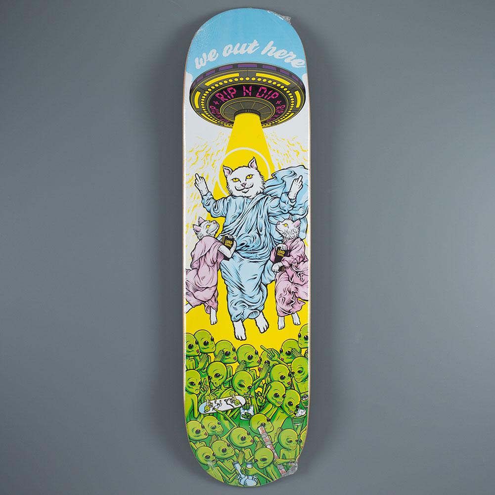 "Rip N Dip Holy Lord Nermal Deck 8.25"" at Skate Pharm Skate ..."