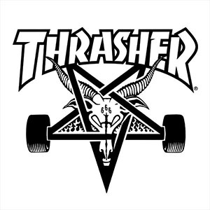 Thrasher Magazine - Skate Pharm Skate Shop