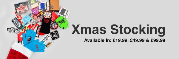 Christmas Stockings - Skate Pharm Skate Shop