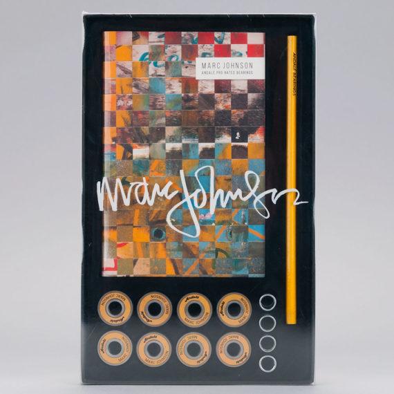 Andale Marc Johnson Notepad Bearings