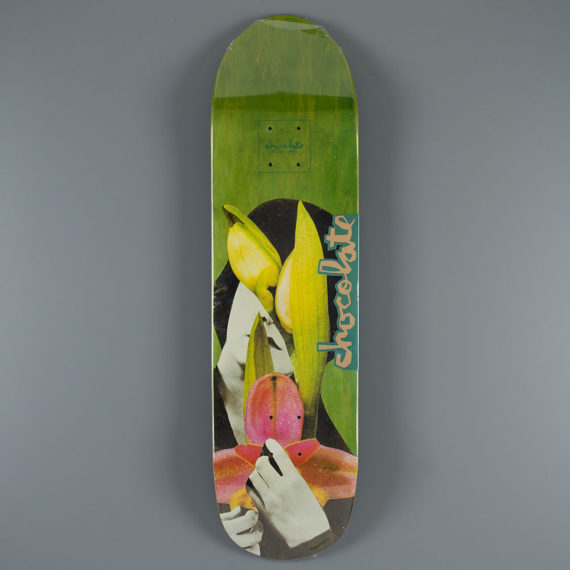 Elijah Berle Dru Collage 8.5″ deck – bottom