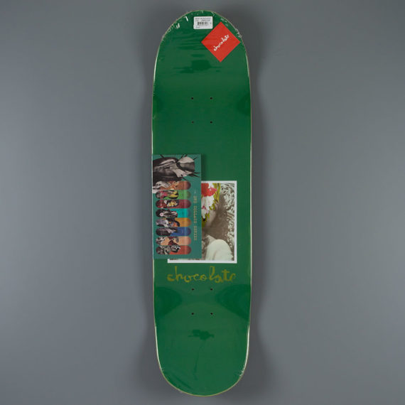 Chocolate Elijah Berle Dru Collage 8.5″ deck – top
