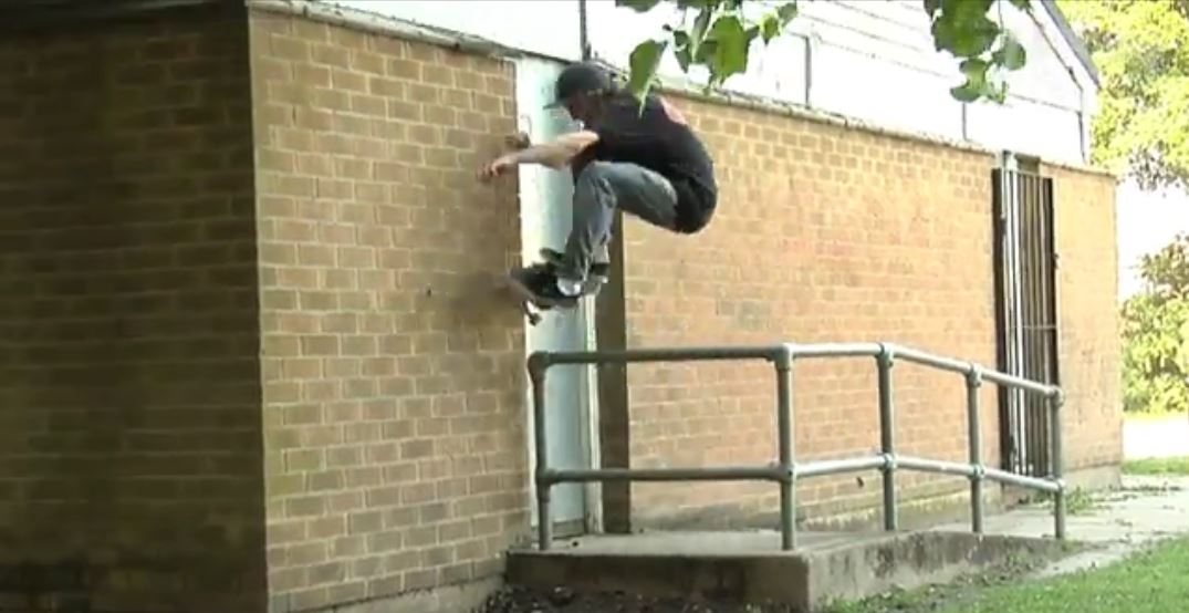 James Bush Get 420 Section - Skate Pharm Skate Shop Kent