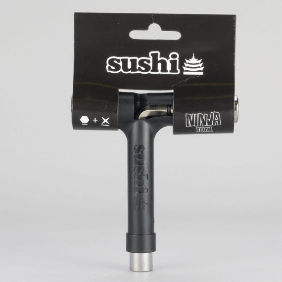 Sushi Skate Tool Ninja Black