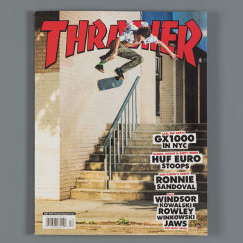 Thrasher Magazine Issue 437 December 2016