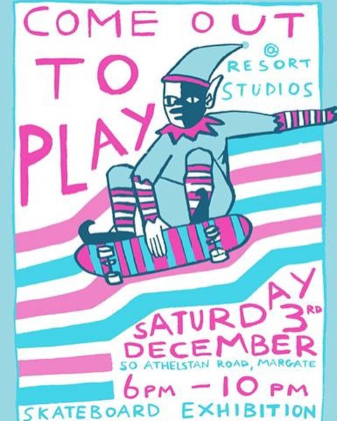 Come Out To Play at Resort Studios