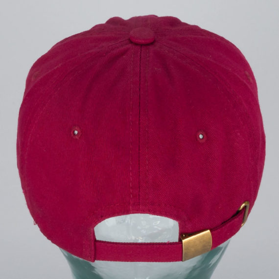 Canal Film Crew Cap Red