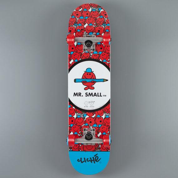 """Cliche Skateboards Mr Men Mr Small Complete 7.5"""""""