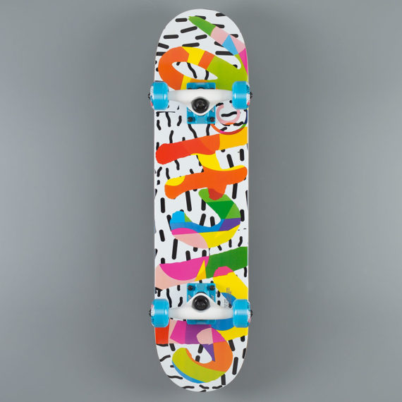 Cliche Skateboards Curb Youth Complete 7.0""