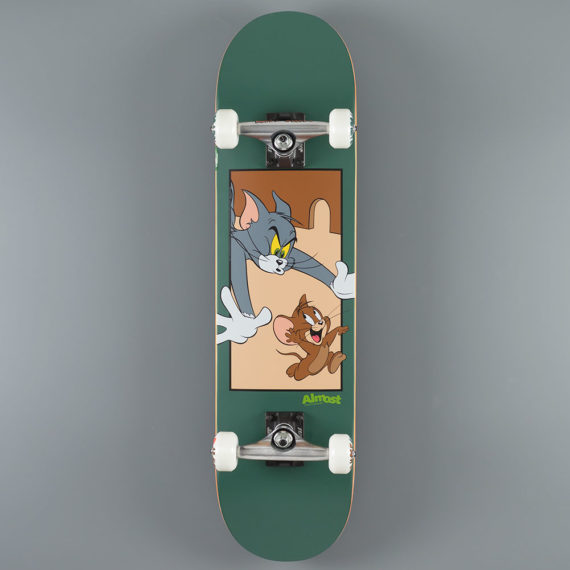 Almost Skateboards Tom And Jerry Complete 7.75″