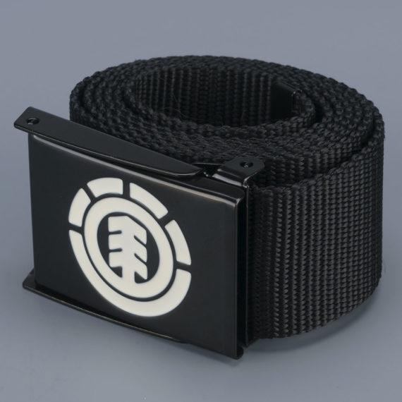 Element Skateboards Beyond Web Belt Black